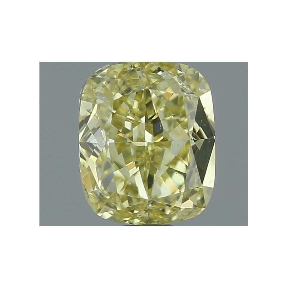 0.43 Carat Cushion Loose Diamond, , VS2, Excellent, GIA Certified