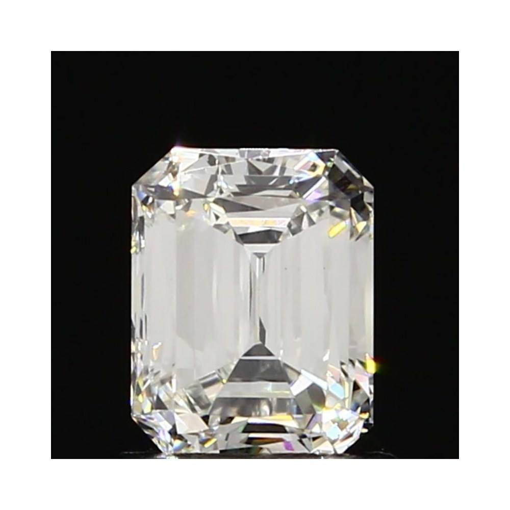 1.00 Carat Radiant Loose Diamond, H, VS1, Ideal, GIA Certified