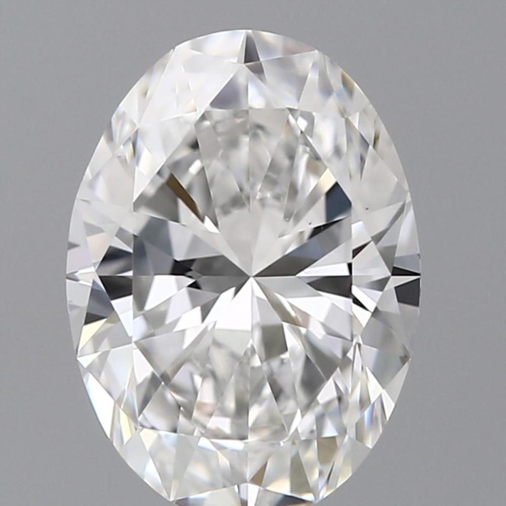 1.70 Carat Oval Loose Diamond, E, VS1, Super Ideal, GIA Certified