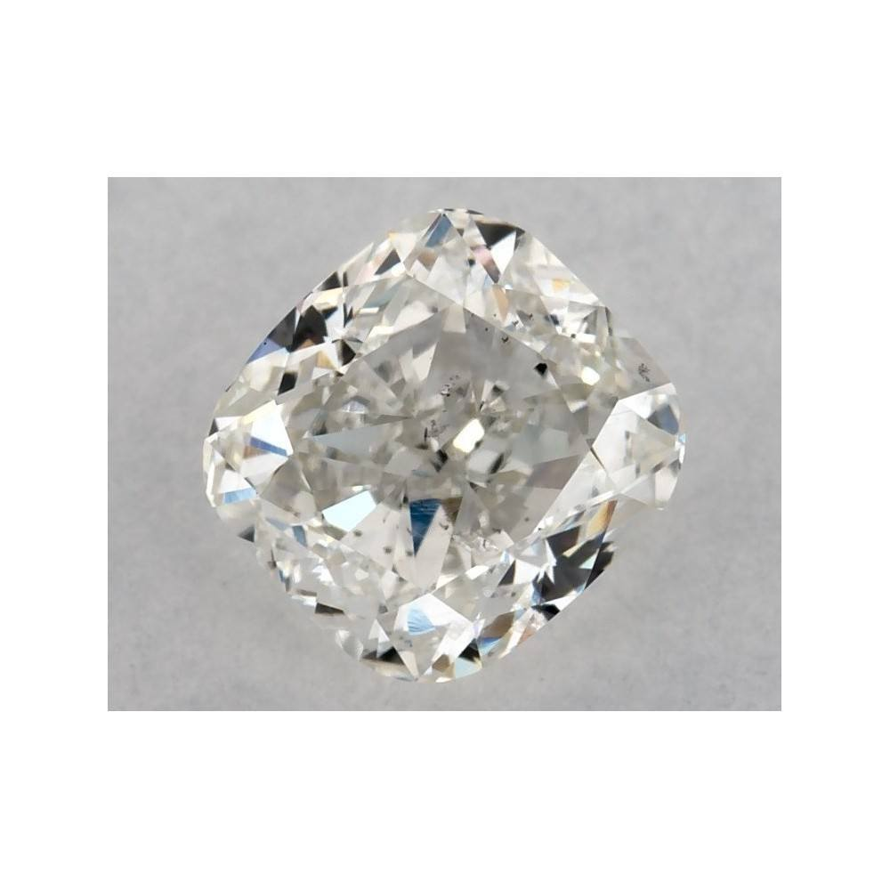 0.71 Carat Cushion Loose Diamond, I, SI2, Excellent, GIA Certified