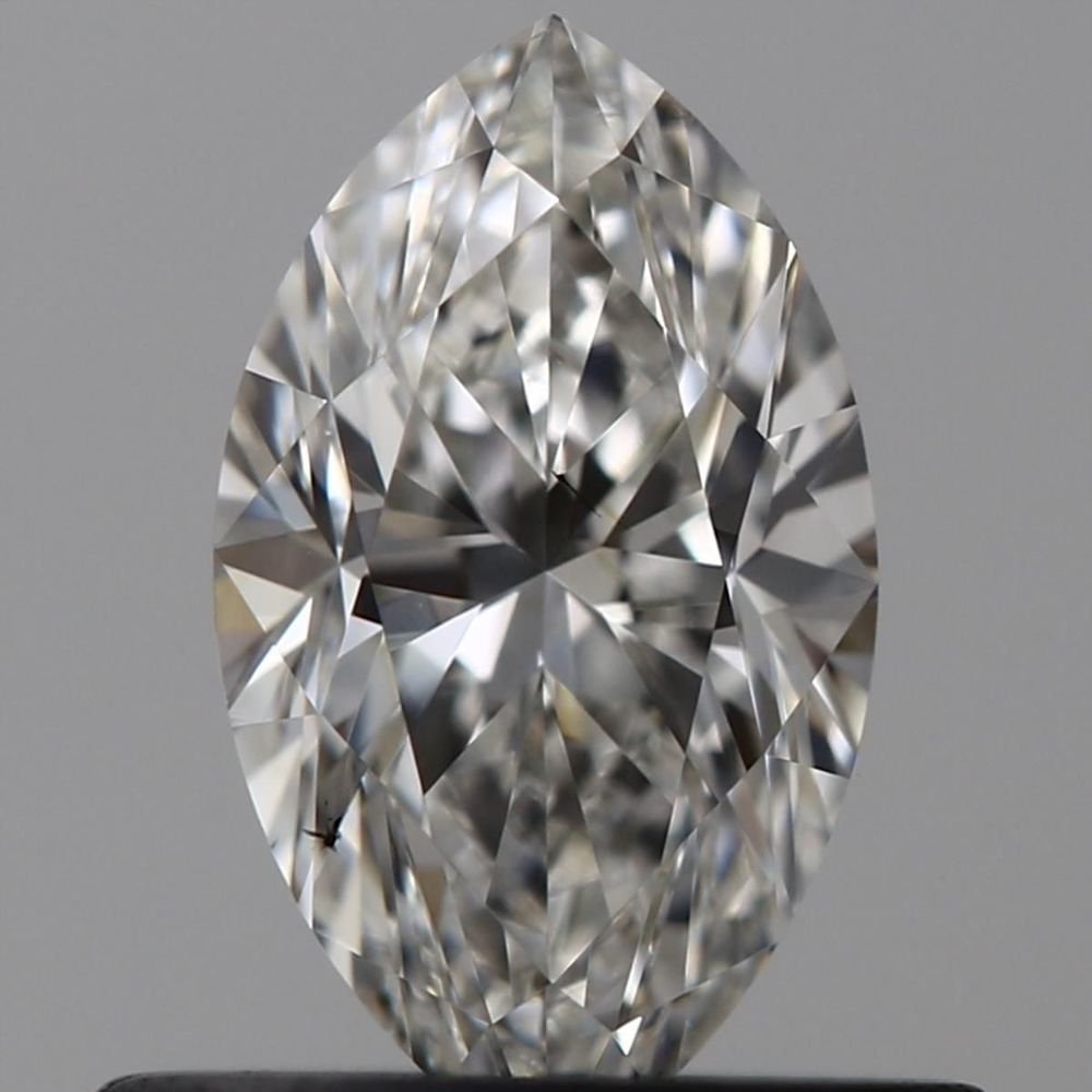 0.52 Carat Marquise Loose Diamond, G, SI1, Excellent, GIA Certified