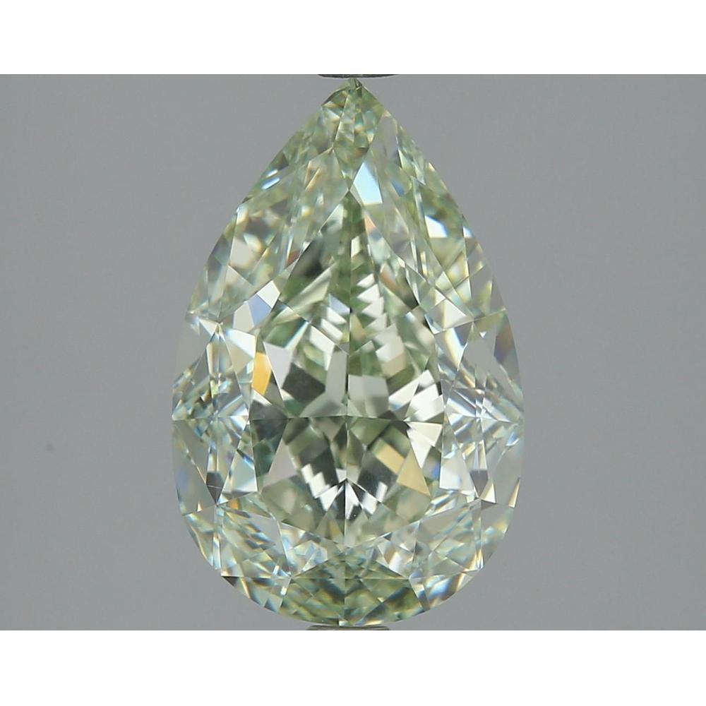 3.66 Carat Pear Loose Diamond, , VS1, Excellent, GIA Certified