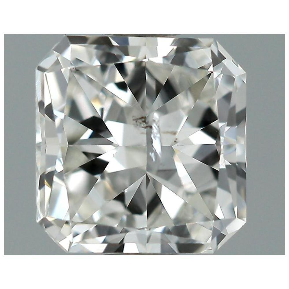 0.90 Carat Radiant Loose Diamond, G, SI2, Excellent, GIA Certified