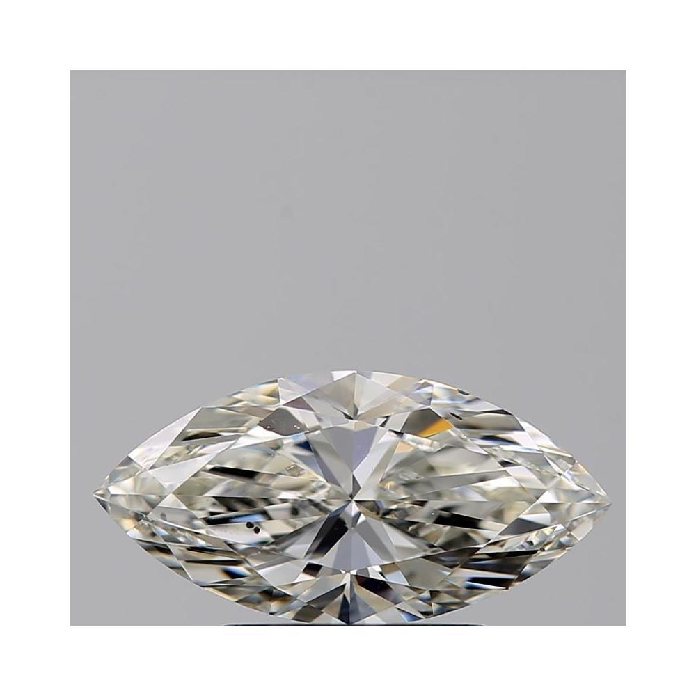 1.09 Carat Marquise Loose Diamond, I, SI1, Super Ideal, GIA Certified | Thumbnail