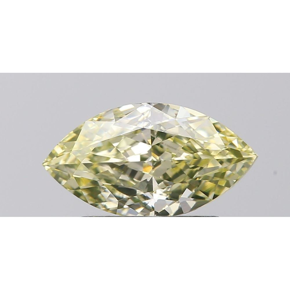 0.72 Carat Marquise Loose Diamond, Y, VVS1, Excellent, GIA Certified