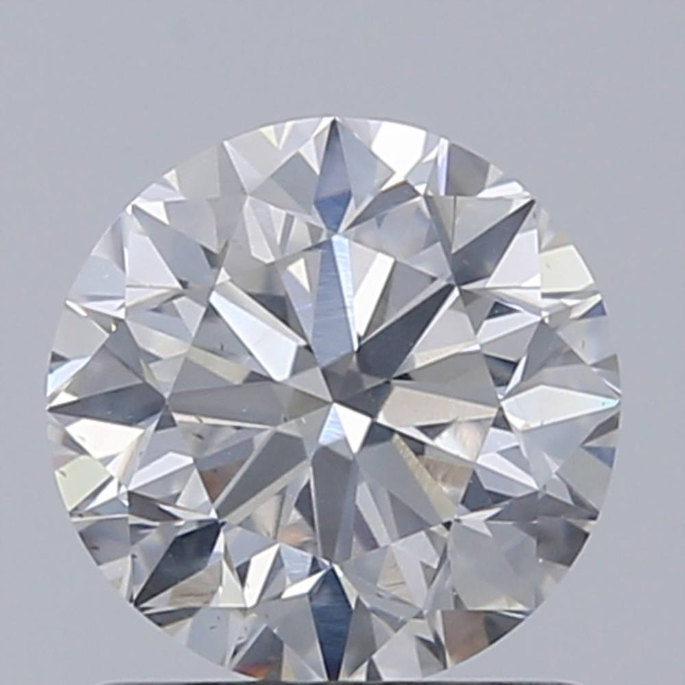1.01 Carat Round Loose Diamond, F, SI2, Excellent, GIA Certified