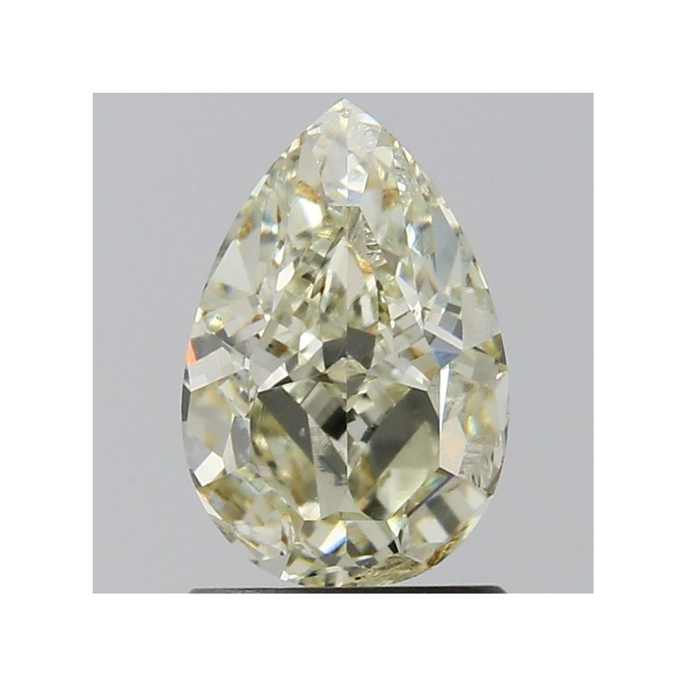 1.60 Carat Pear Loose Diamond, M, VS1, Excellent, GIA Certified