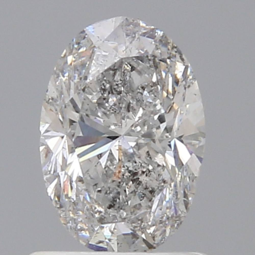 1.00 Carat Oval Loose Diamond, E, SI2, Very Good, IGI Certified