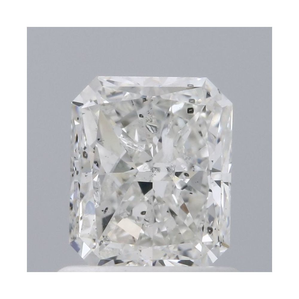 1.00 Carat Radiant Loose Diamond,  G    , I1, Ideal, IGI Certified
