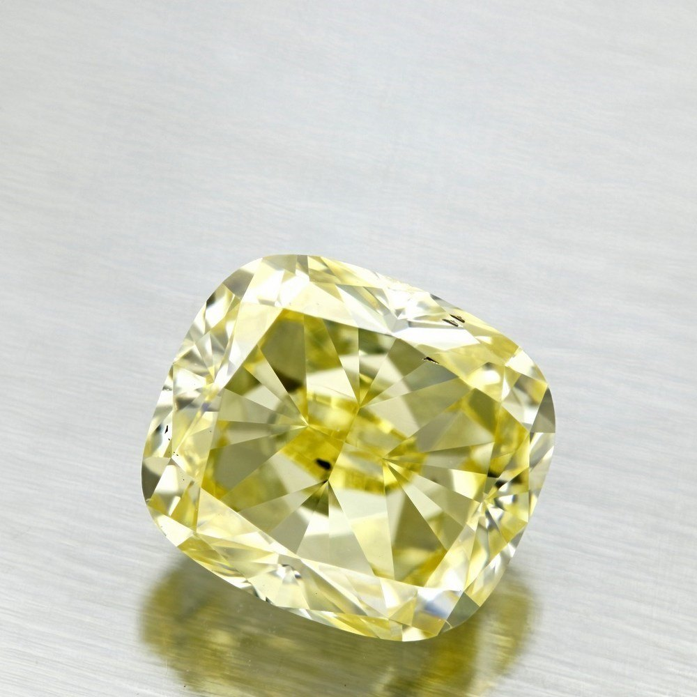 2.02 Carat Cushion Loose Diamond, , SI2, Excellent, GIA Certified