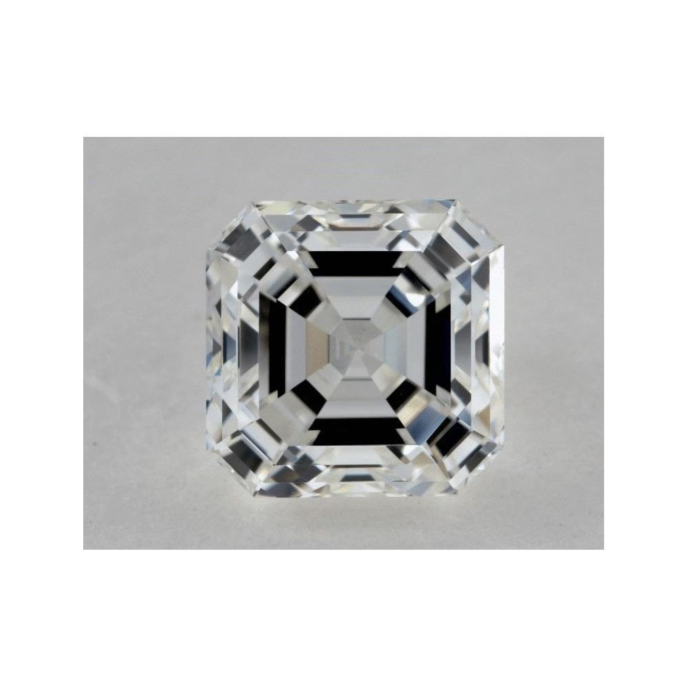 2.06 Carat Asscher Loose Diamond, G, VS1, Super Ideal, GIA Certified