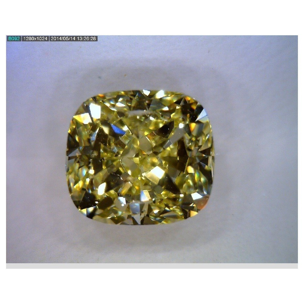 1.22 Carat Cushion Loose Diamond, , VVS2, Excellent, GIA Certified
