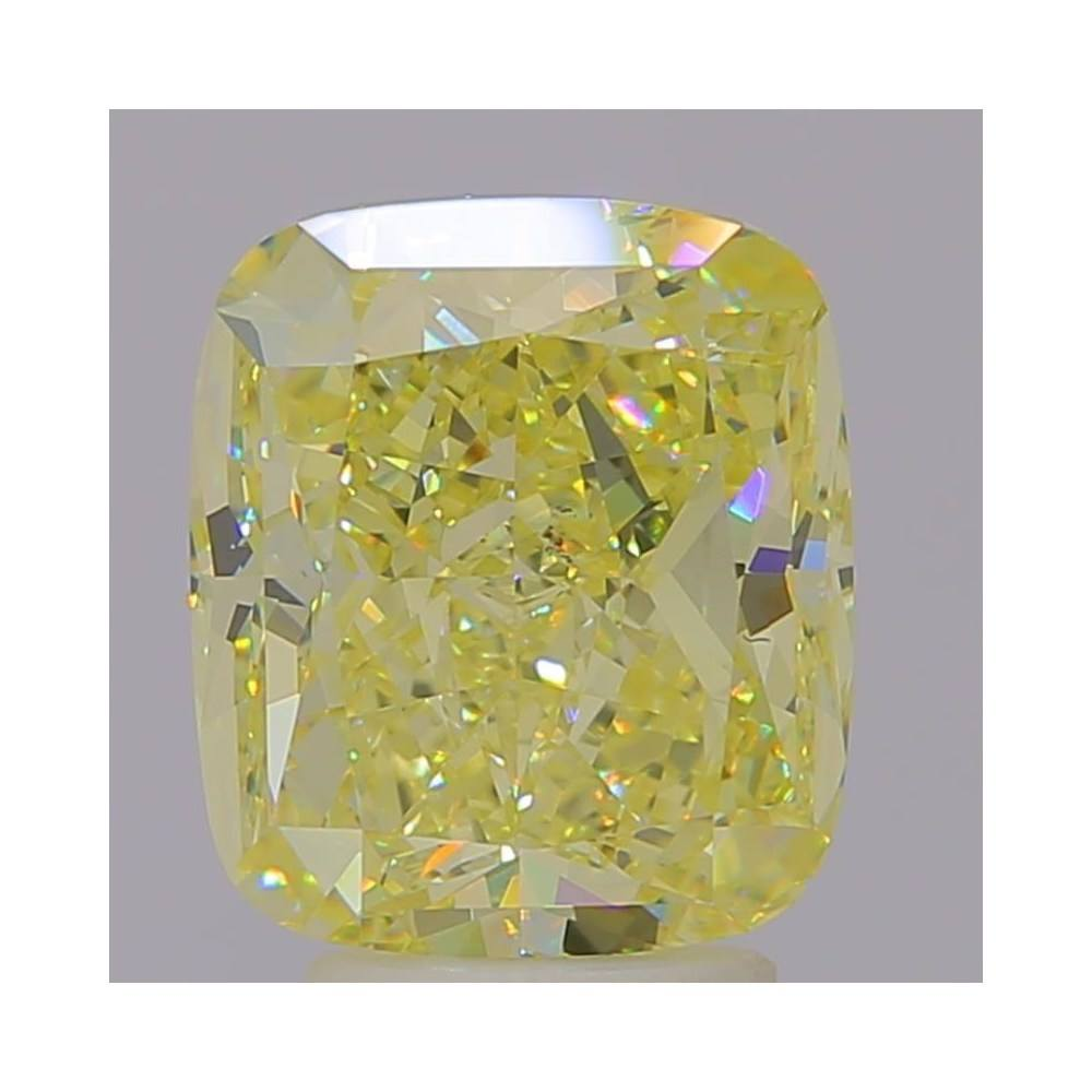 4.03 Carat Cushion Loose Diamond, , VS2, Excellent, GIA Certified