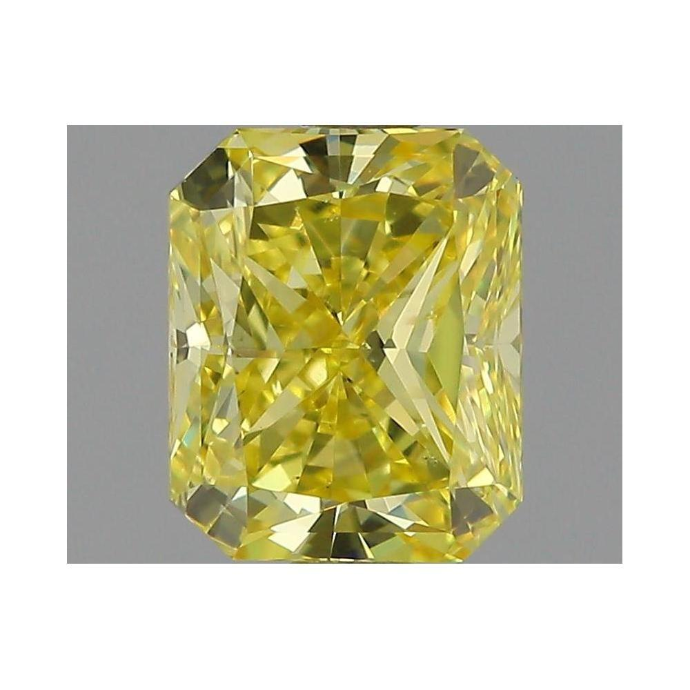 1.00 Carat Radiant Loose Diamond, , SI1, Ideal, GIA Certified