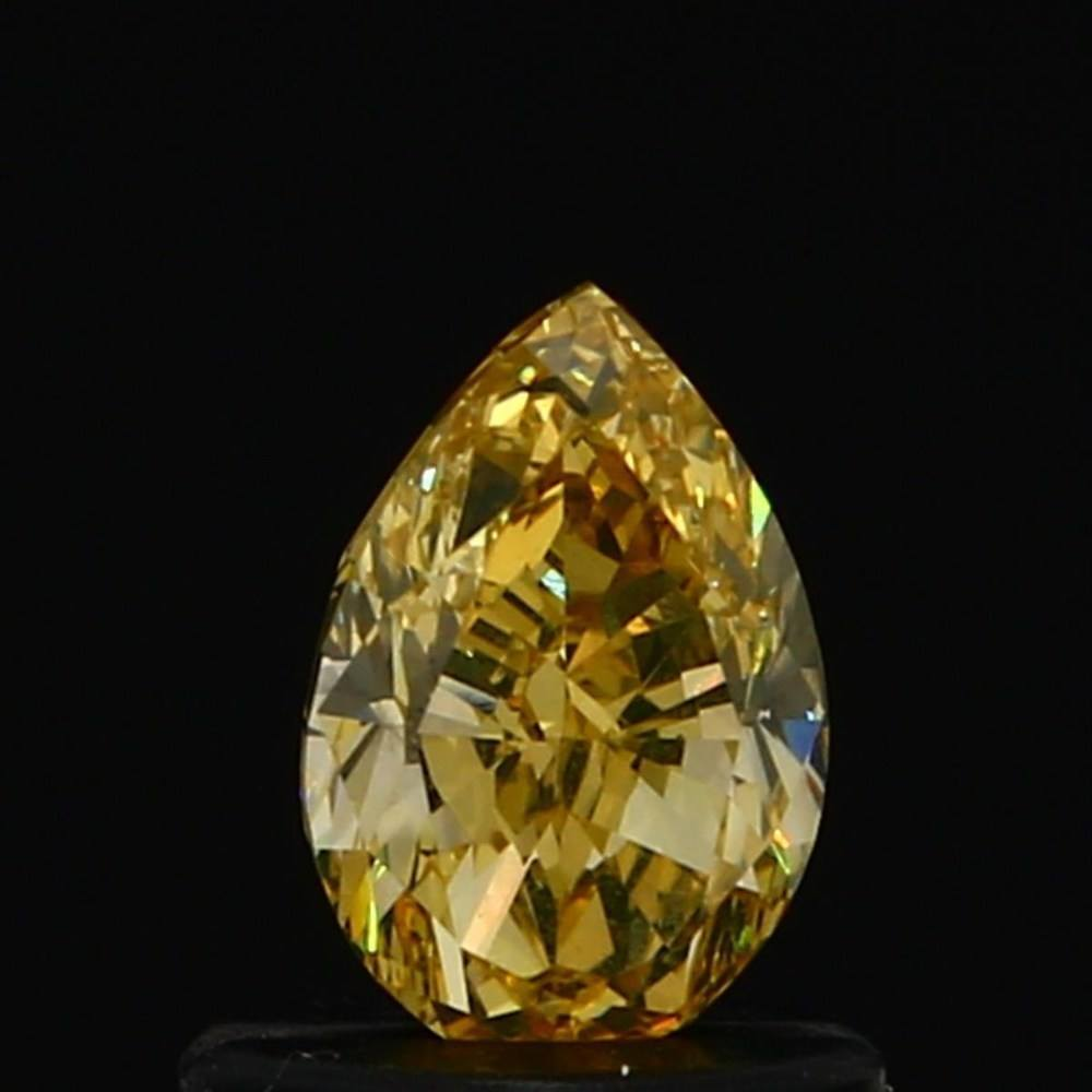 0.65 Carat Pear Loose Diamond, , VS2, Excellent, GIA Certified | Thumbnail