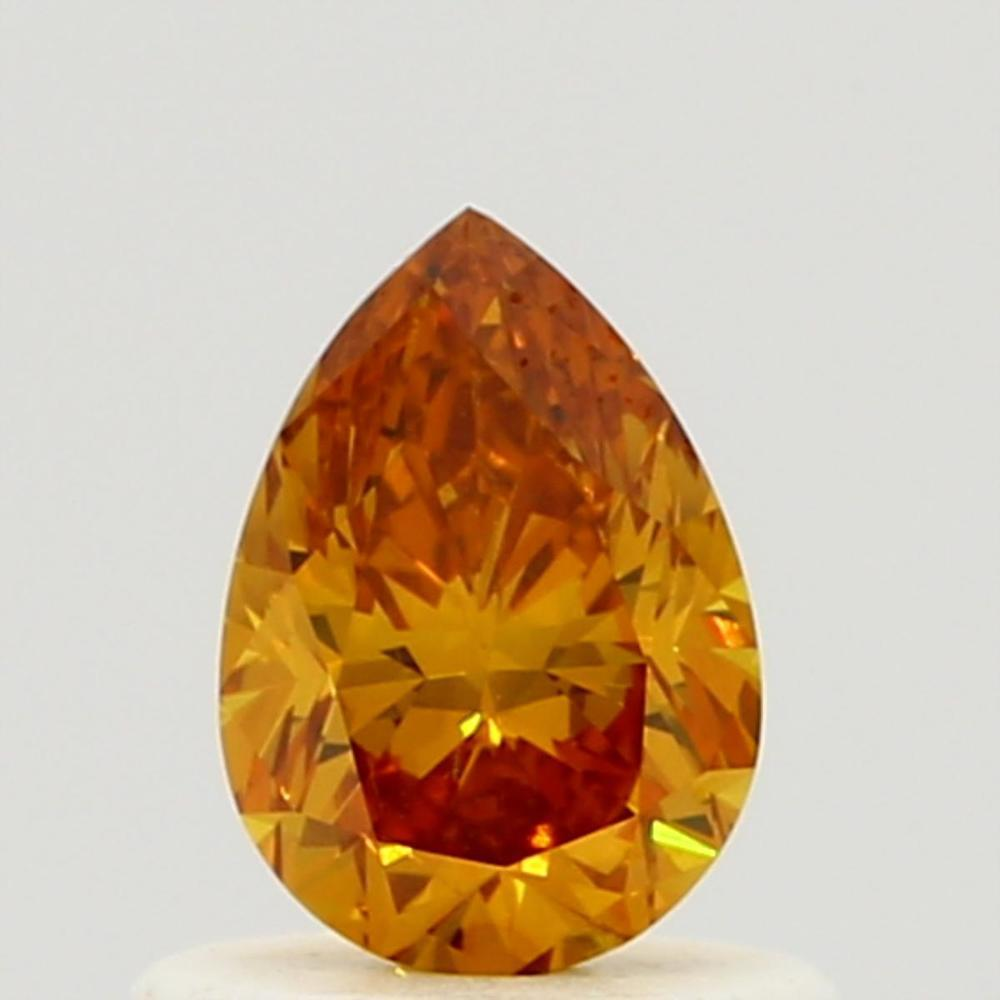 0.53 Carat Pear Loose Diamond, , SI2, Excellent, GIA Certified