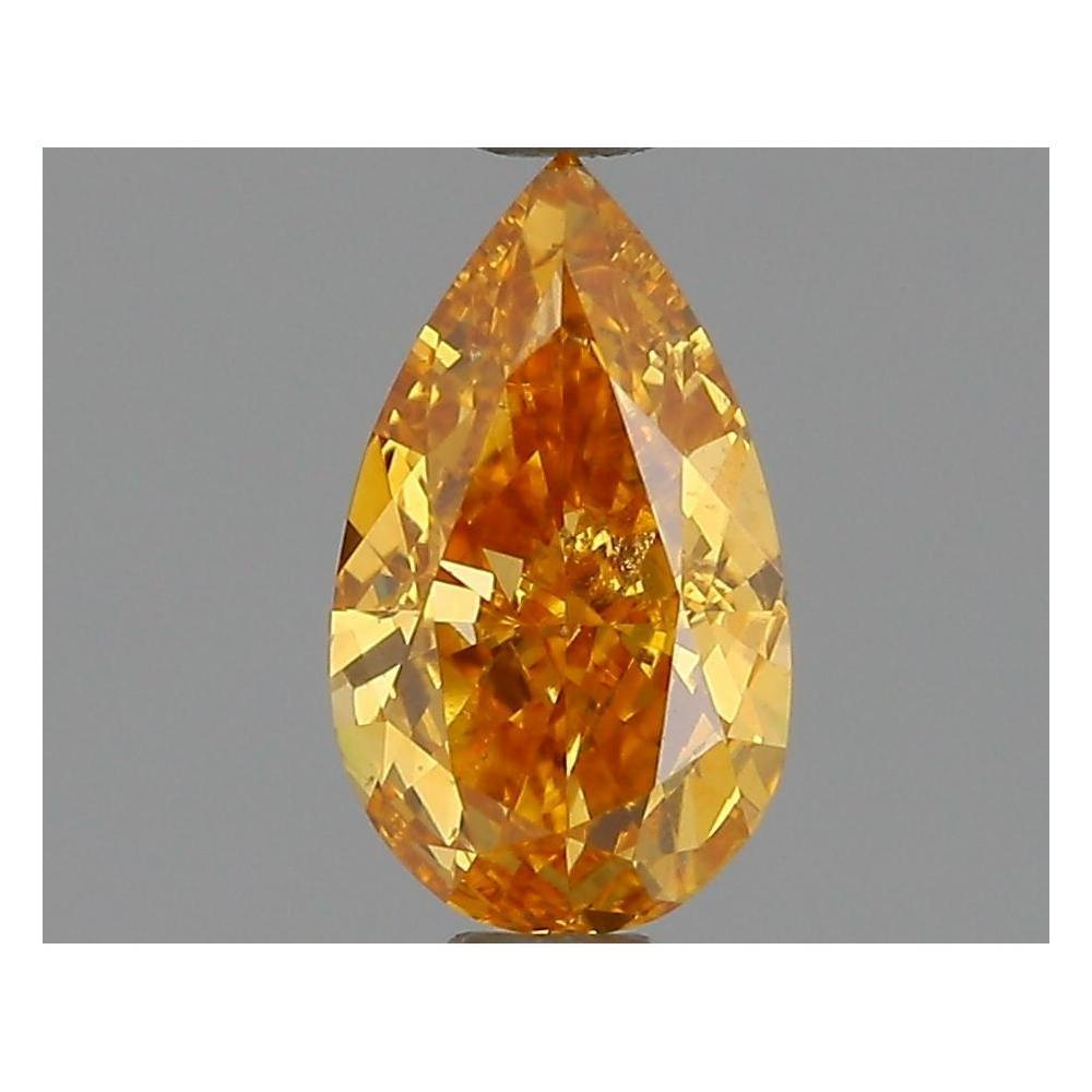 0.54 Carat Pear Loose Diamond, , SI1, Excellent, GIA Certified