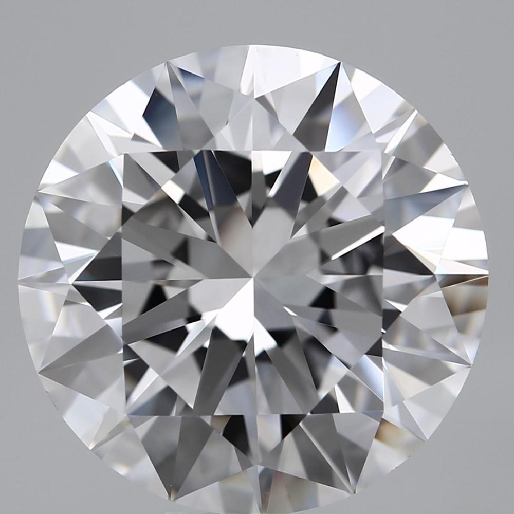 10.51 Carat Round Loose Diamond, D, VVS2, Super Ideal, GIA Certified | Thumbnail