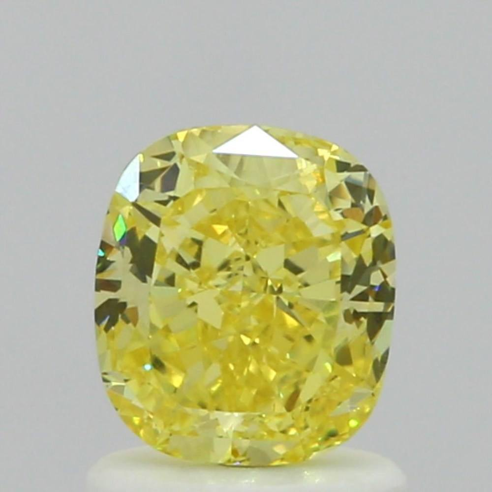 1.08 Carat Cushion Loose Diamond, , VS2, Ideal, GIA Certified
