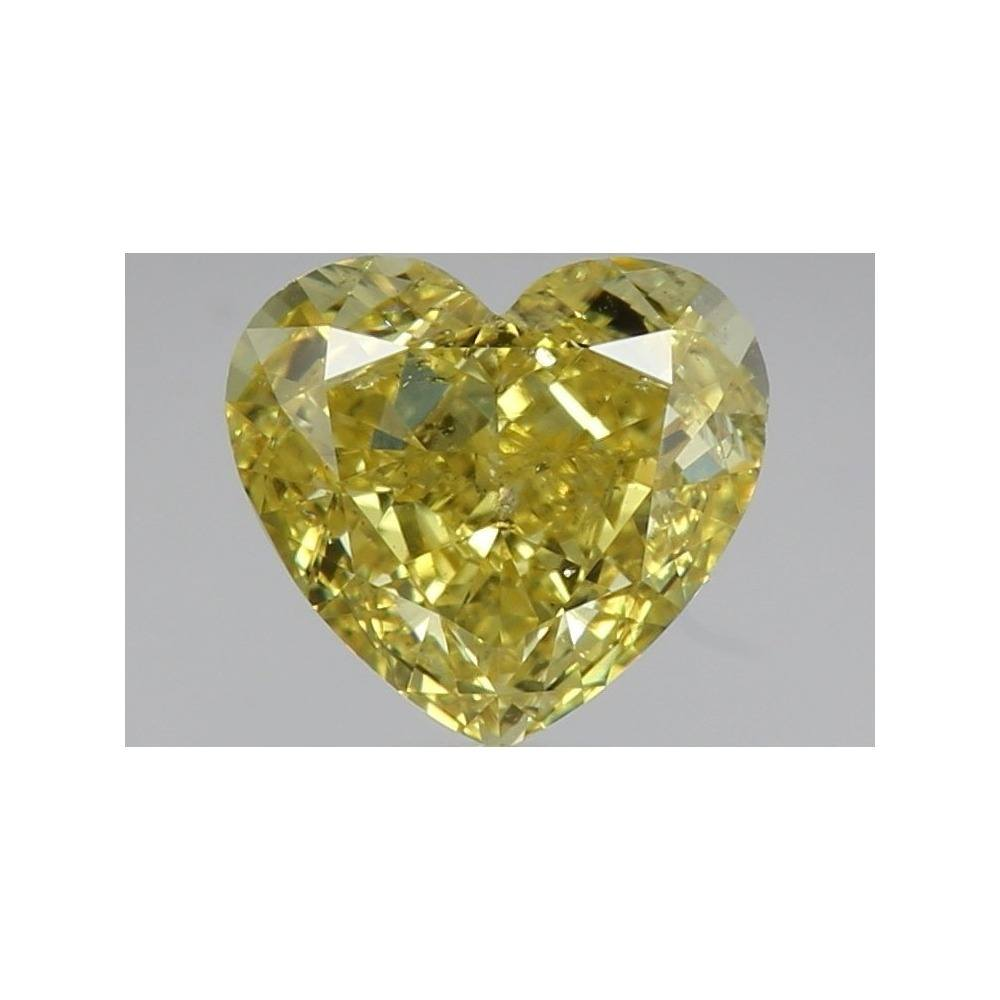 1.01 Carat Heart Loose Diamond, , SI2, Ideal, GIA Certified