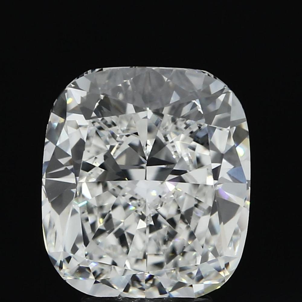 5.07 Carat Cushion Loose Diamond, F, VS1, Ideal, GIA Certified