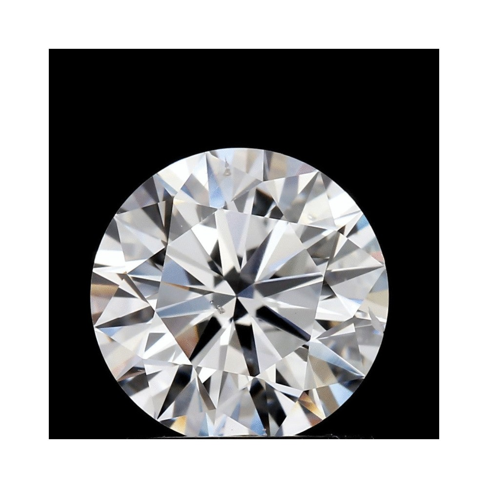 1.02 Carat Round Loose Diamond, D, SI2, Excellent, GIA Certified