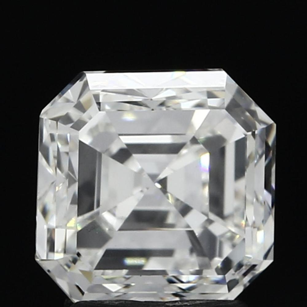 3.00 Carat Asscher Loose Diamond, G, VVS1, Excellent, GIA Certified | Thumbnail