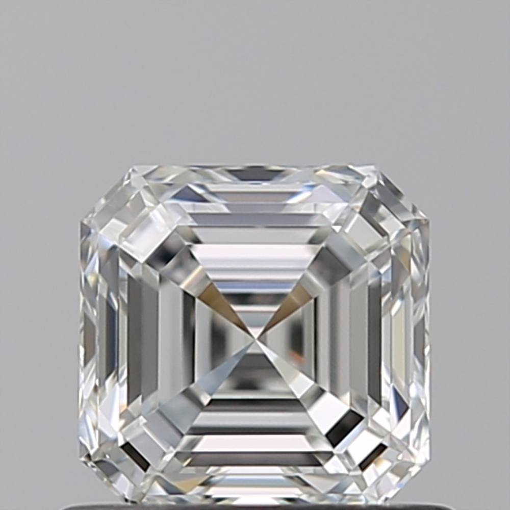 0.75 Carat Asscher Loose Diamond, G, VVS1, Super Ideal, GIA Certified