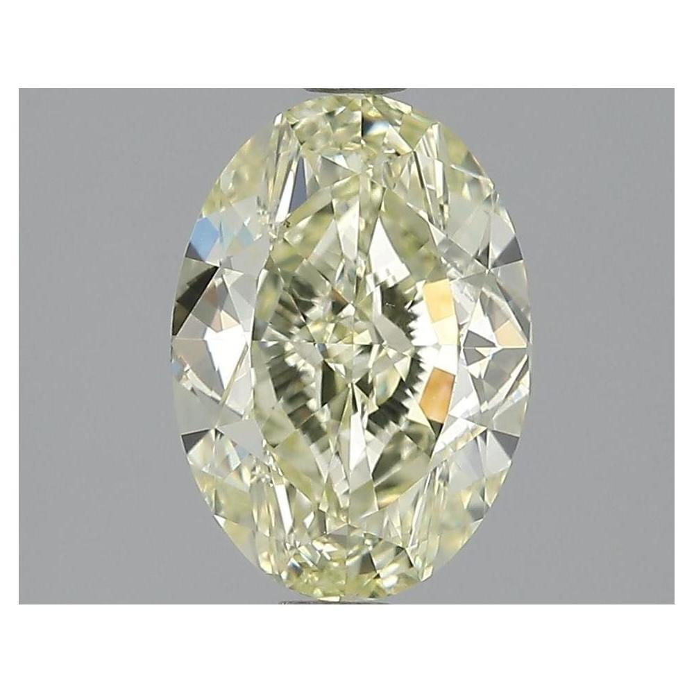 2.71 Carat Oval Loose Diamond, , VS2, Excellent, GIA Certified