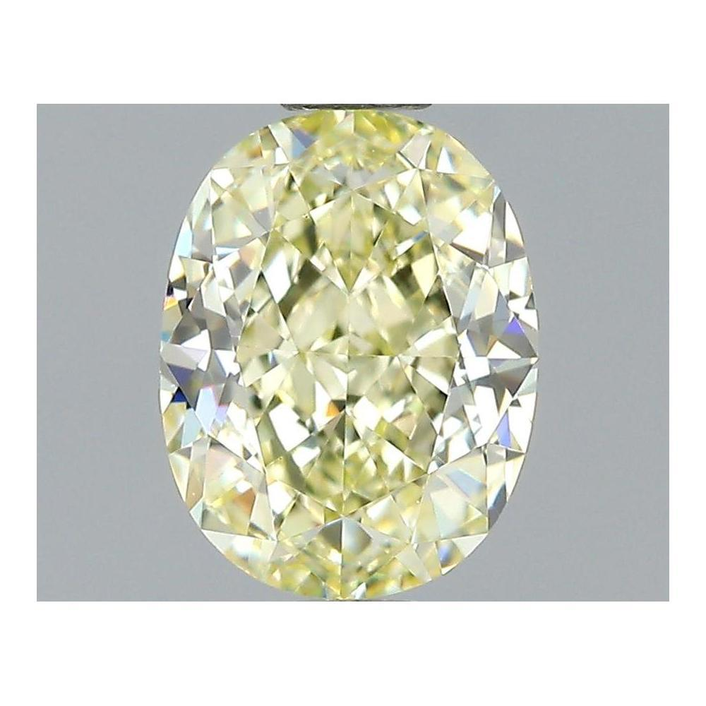 1.32 Carat Oval Loose Diamond, W-X, VS1, Excellent, GIA Certified