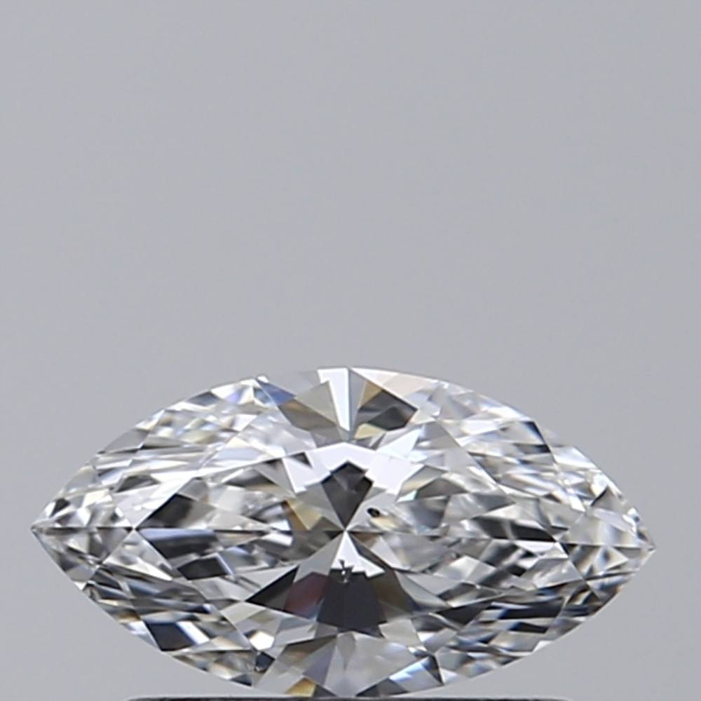0.45 Carat Marquise Loose Diamond, D, VS2, Super Ideal, GIA Certified