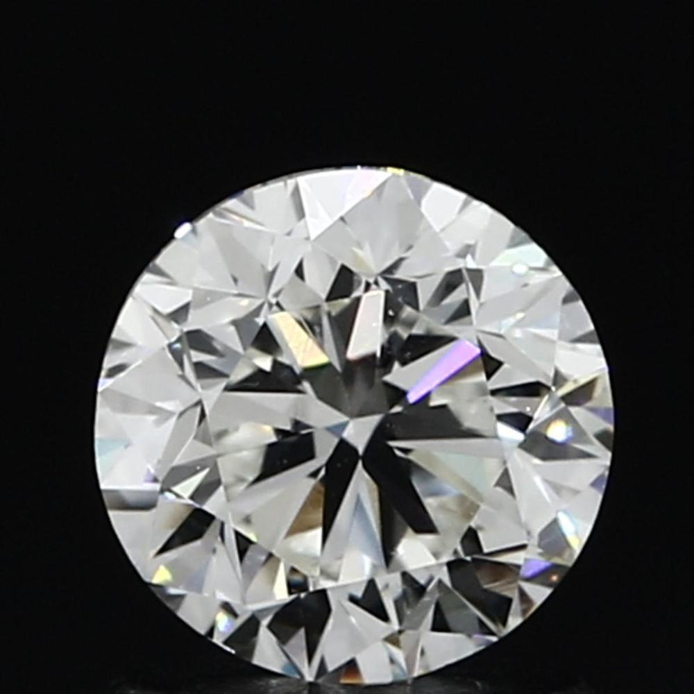 1.00 Carat Round Loose Diamond, I, VS2, Very Good, GIA Certified | Thumbnail