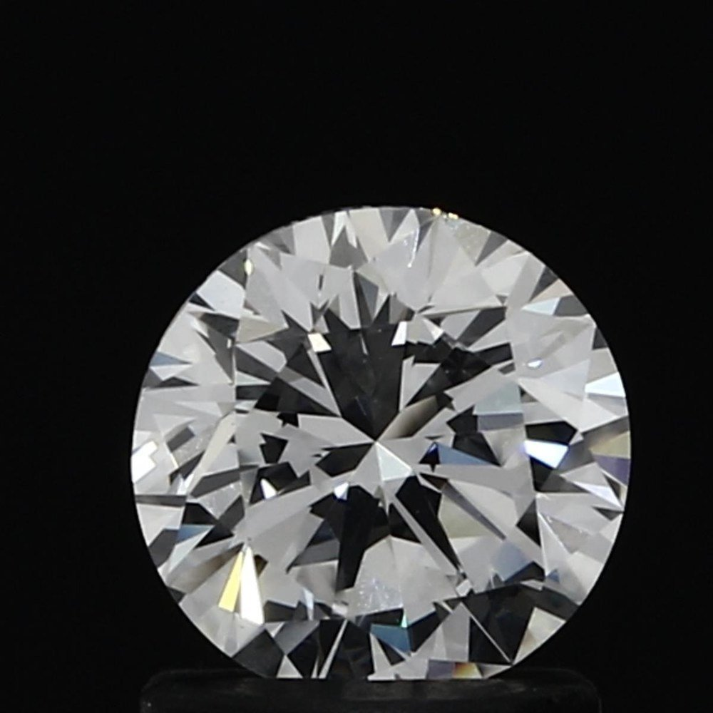 1.01 Carat Round Loose Diamond, E, VVS2, Excellent, GIA Certified