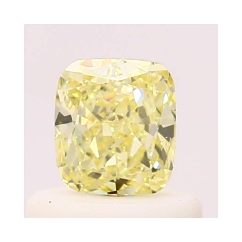0.46 Carat Cushion Loose Diamond, , VS2, Very Good, GIA Certified | Thumbnail