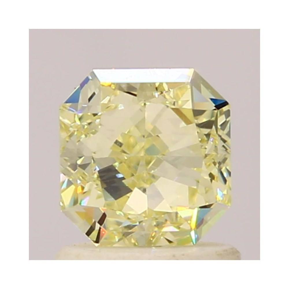 1.02 Carat Radiant Loose Diamond, W-X, VS1, Excellent, GIA Certified