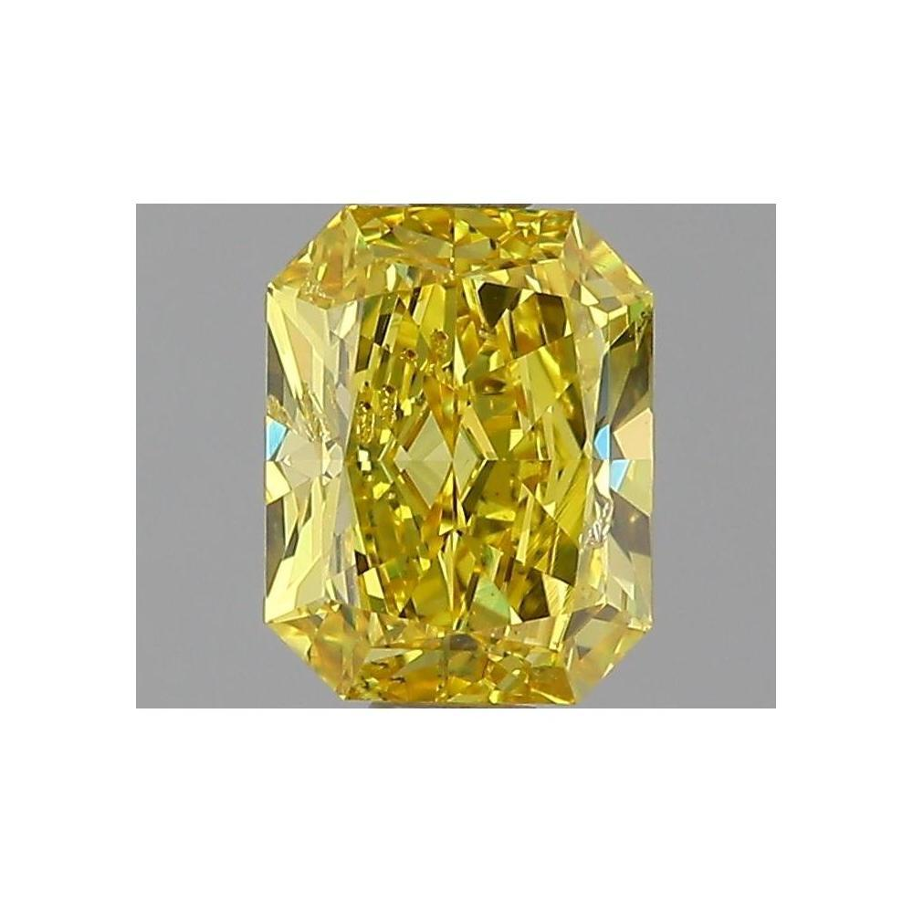 1.02 Carat Radiant Loose Diamond, , I1, Very Good, GIA Certified