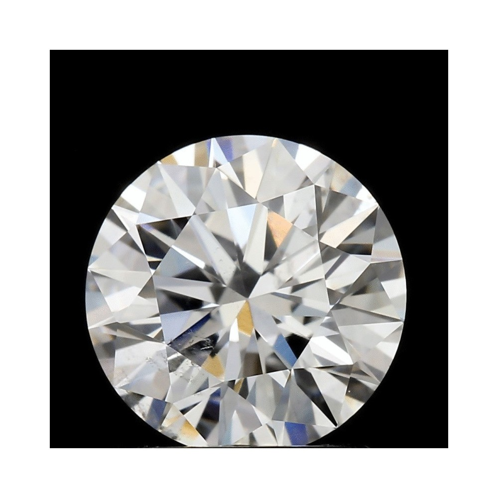 1.05 Carat Round Loose Diamond, I, SI2, Ideal, GIA Certified