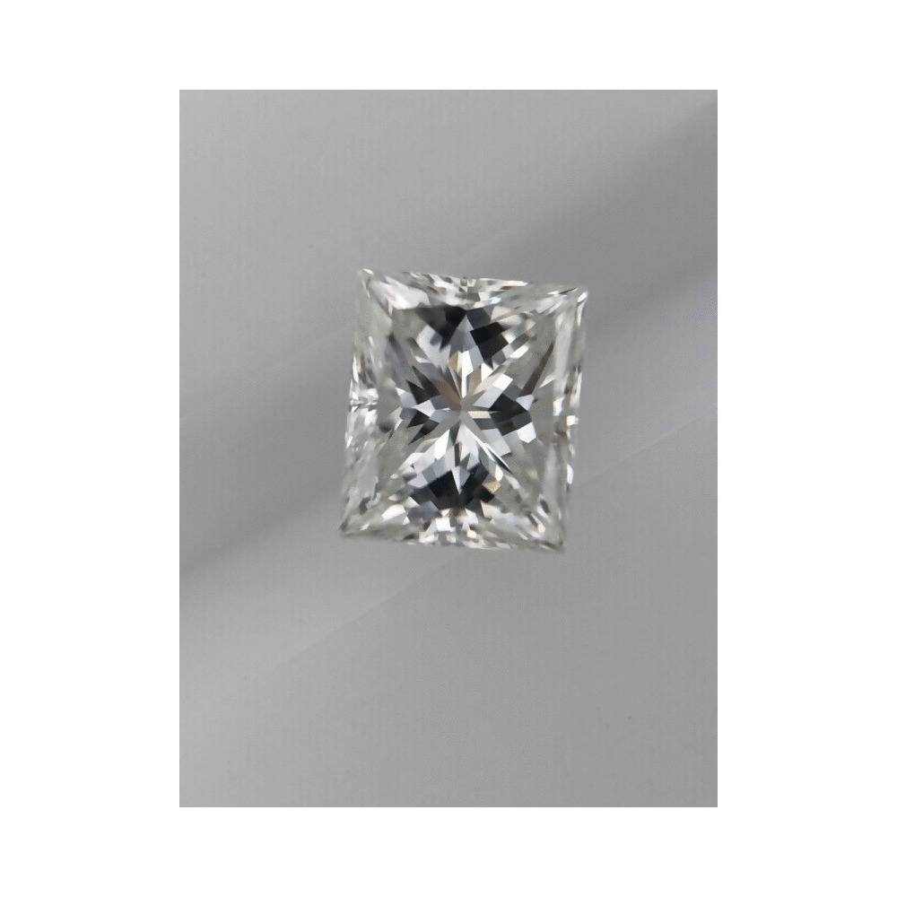 1.07 Carat Princess Loose Diamond, G, VS2, Very Good, GIA Certified | Thumbnail