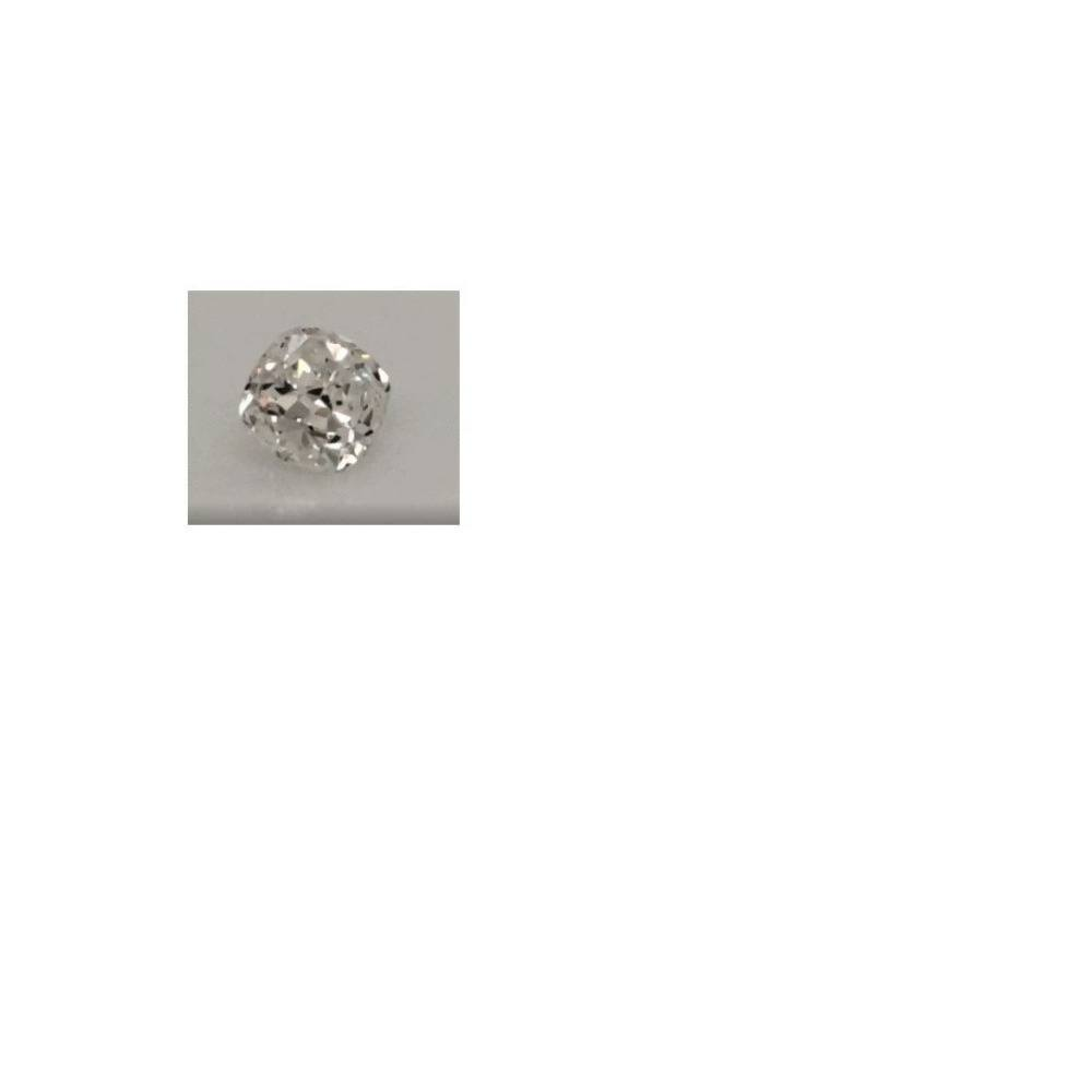 0.41 Carat Cushion Loose Diamond, G, VVS2, Excellent, GIA Certified