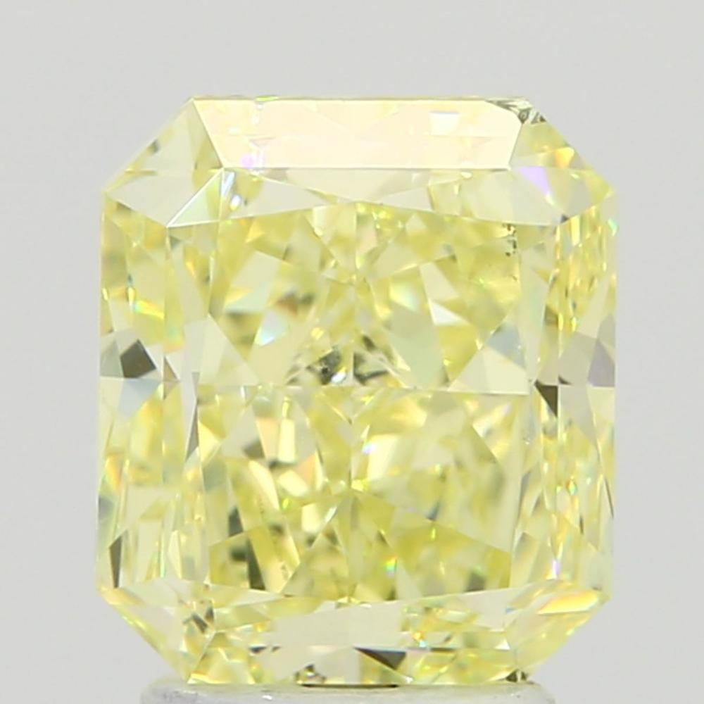 3.07 Carat Radiant Loose Diamond, , SI1, Excellent, GIA Certified