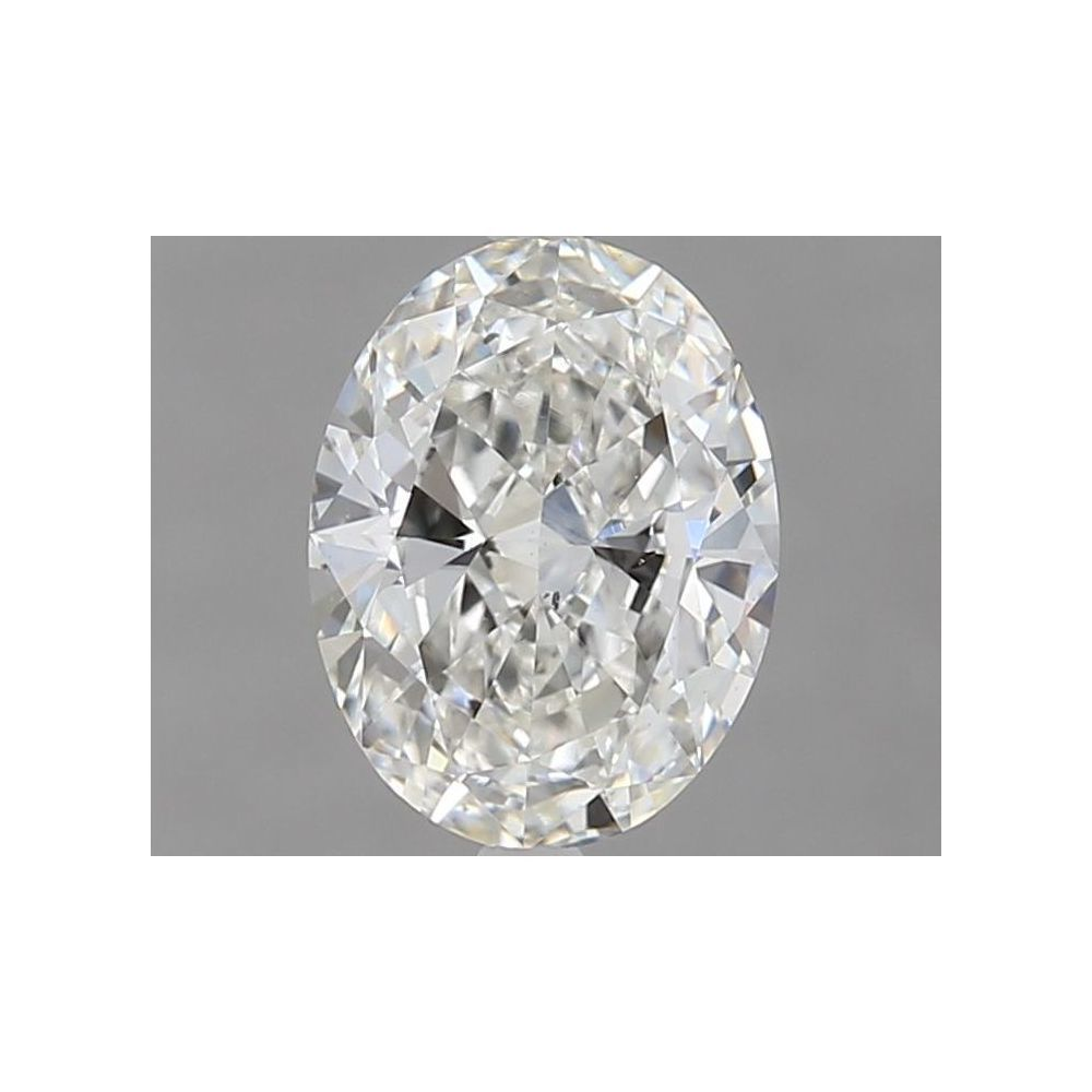1.01 Carat Oval Loose Diamond, H, SI1, Excellent, GIA Certified