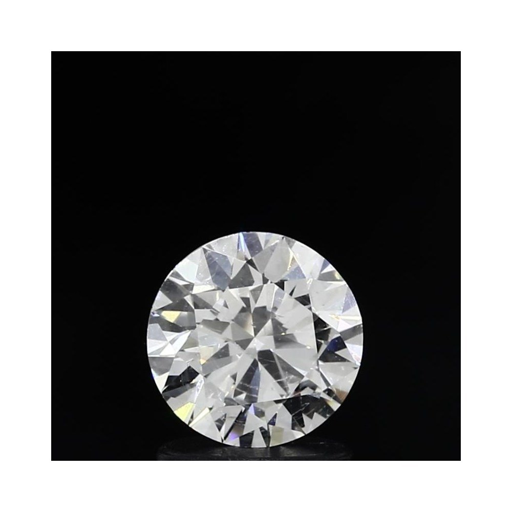 1.05 Carat Round Loose Diamond, E, SI2, Ideal, GIA Certified