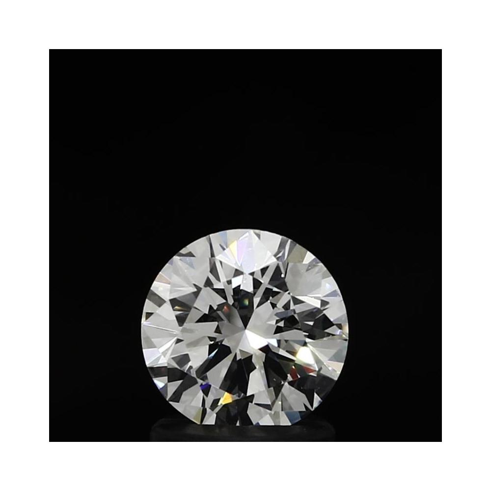 1.04 Carat Round Loose Diamond, G, VVS2, Super Ideal, GIA Certified