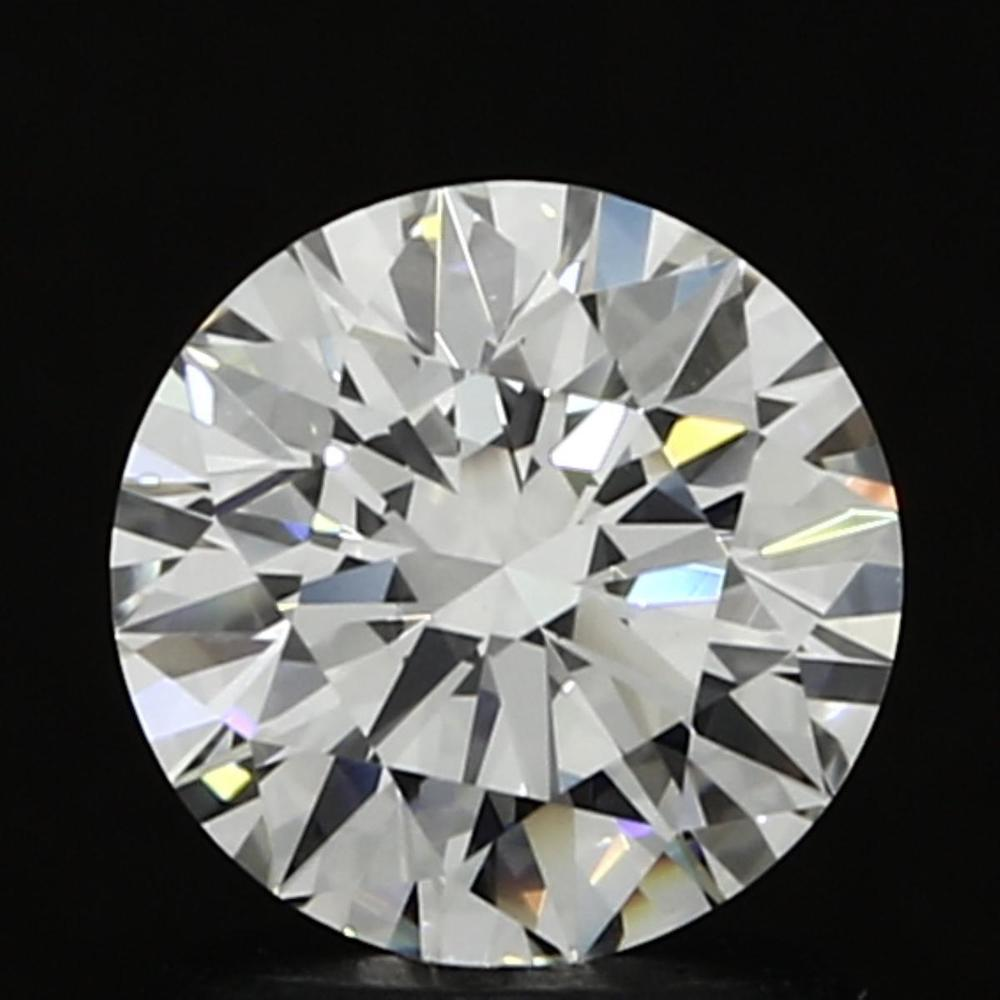 1.05 Carat Round Loose Diamond, G, VVS2, Super Ideal, GIA Certified