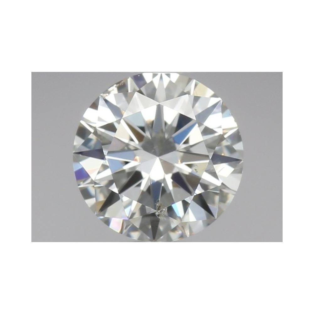 1.01 Carat Round Loose Diamond, G, SI2, Very Good, GIA Certified