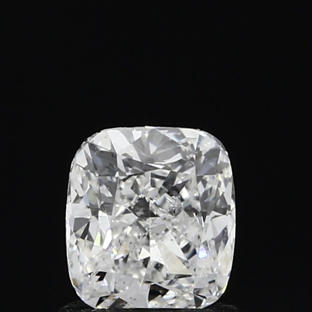 1.01 Carat Cushion Loose Diamond, E, SI2, Ideal, GIA Certified