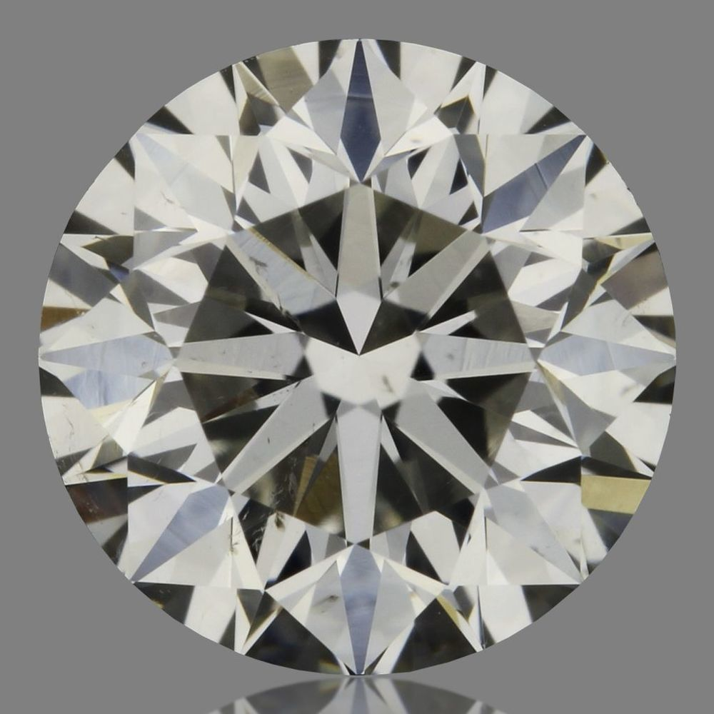 1.01 Carat Round Loose Diamond, G, SI1, Excellent, GIA Certified