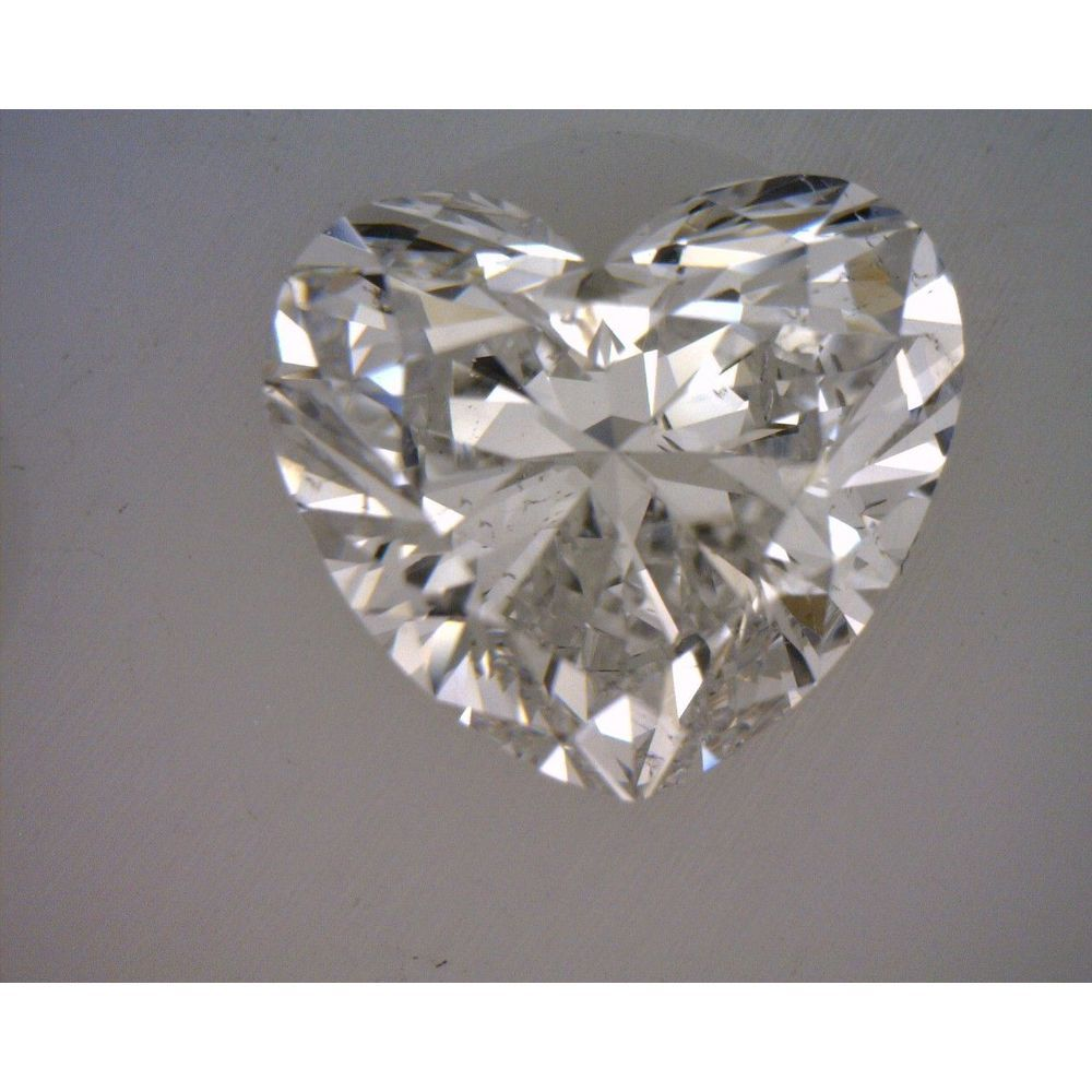 1.20 Carat Heart Loose Diamond, F, SI2, Super Ideal, GIA Certified