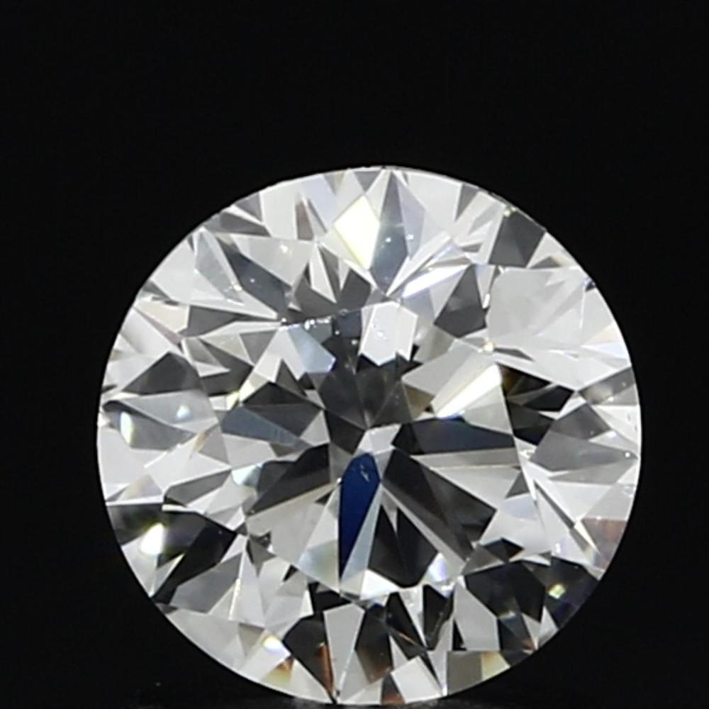 1.01 Carat Round Loose Diamond, G, VVS2, Excellent, GIA Certified