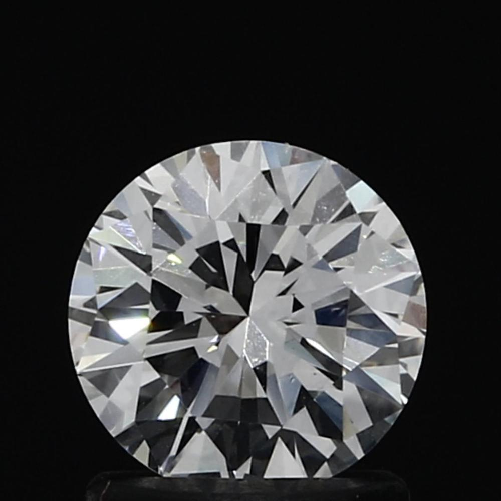 1.00 Carat Round Loose Diamond, D, VVS1, Excellent, GIA Certified